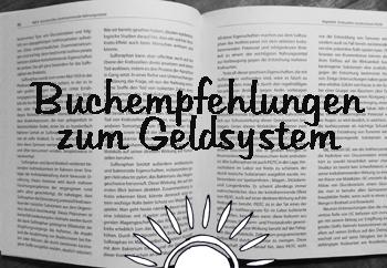 Bücher über das Geldsystem