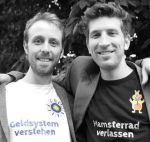Chris & Jens sind geldsystem-verstehen.de