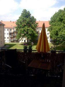 nachhaltig leben auf dem Balkon